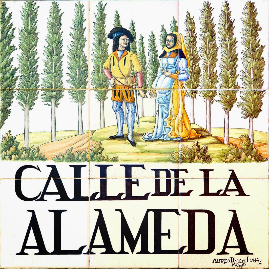 Calle de la Alameda