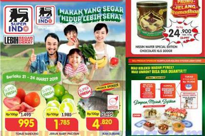 Katalog Promo Superindo Periode 28 Maret - 3 April 2019
