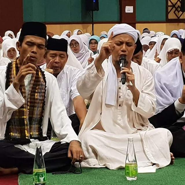 Banser Bakar Bendera Tauhid, KH M Arifin Ilham Ungkap Rahasia Terbesar