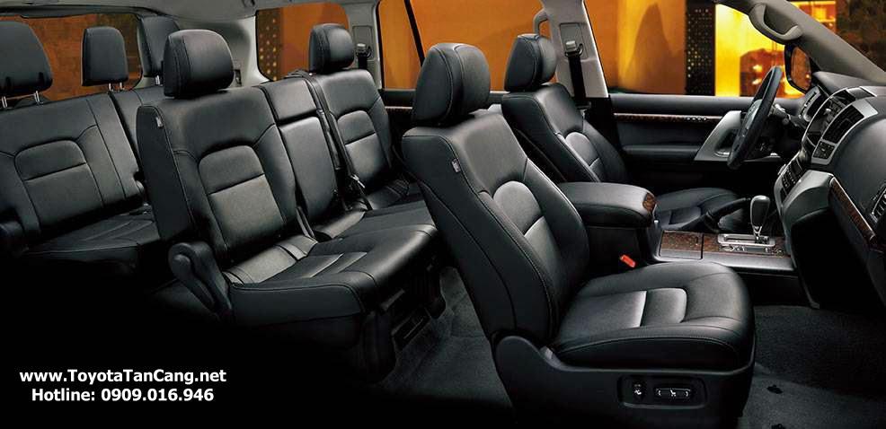 toyota land cruiser 2015 toyota tan cang 6 - Toyota Land Cruiser 2015 giá bao nhiêu? Xe nhập khẩu từ Nhật Bản - Muaxegiatot.vn