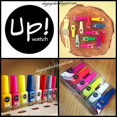 upwatch neon oje