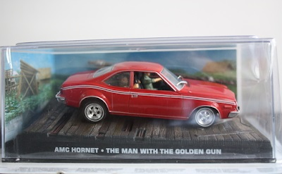 Autos a escala colección James Bond AMC Hornet