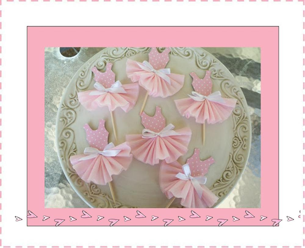It\'s Written on the Wall: Pinkalicious or Ballerina Birthday Party ...