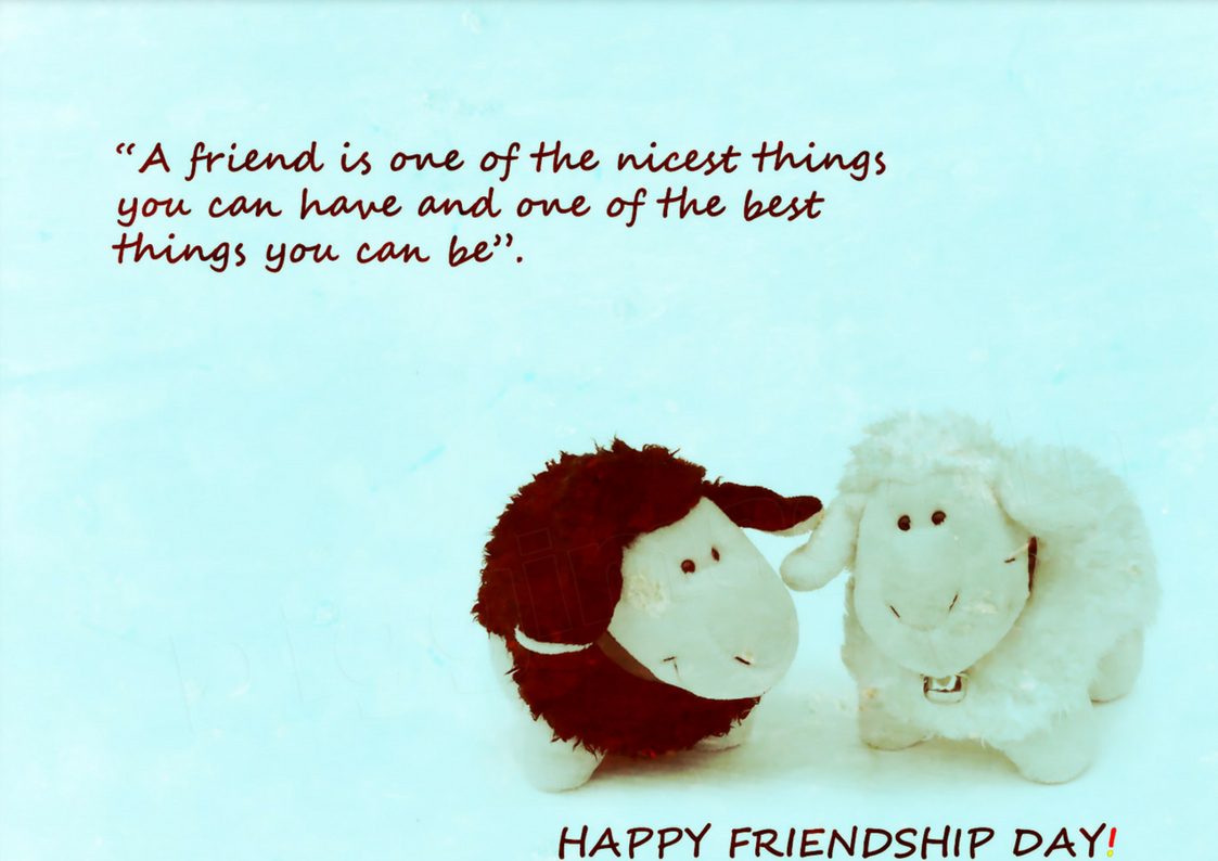 Free Download Friendship Day Wallpaper With Messagesquotes For