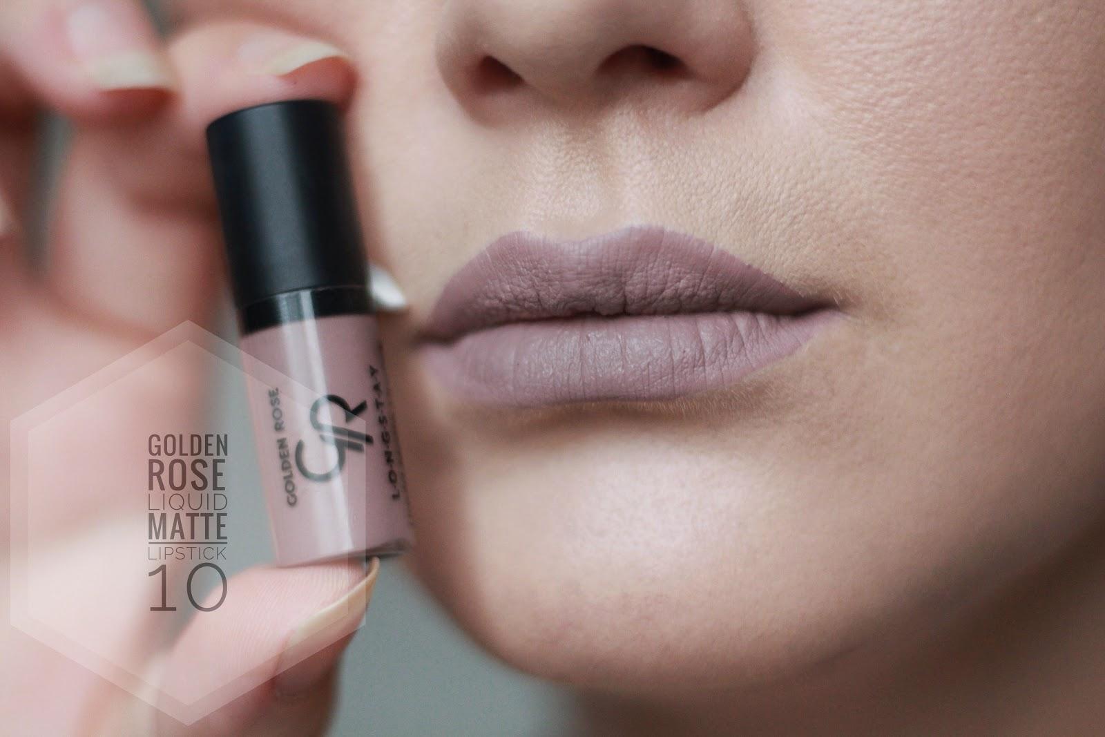 Golden Rose Liquid Matte Lipstick 23 Justheretk Hot Popular Items