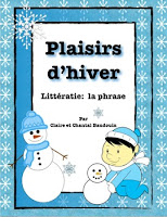 https://www.teacherspayteachers.com/Product/Plaisirs-dhiver-Litteratie-La-phrase-1641199?aref=40gacc3s