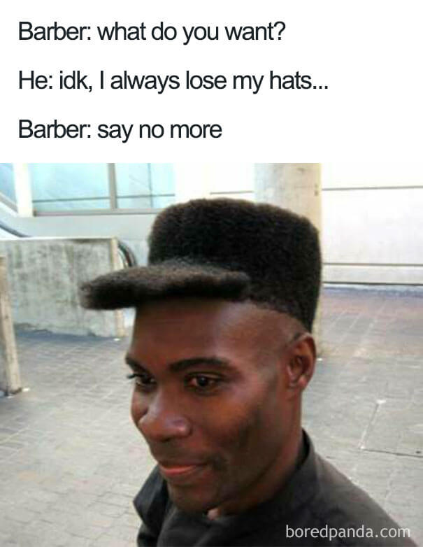 34 Awful Haircuts That Became Hilarious 'Say No More' Memes