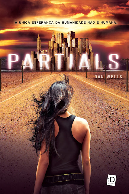News: Capa de Partials, do autor Dan Wells 7