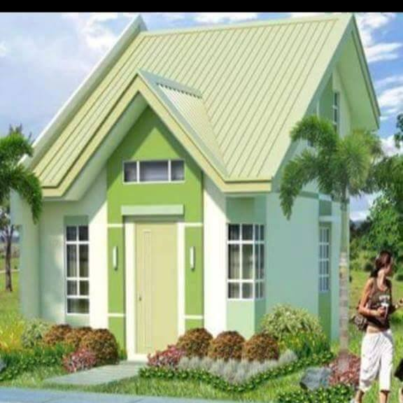 25 photos of beautiful and cute tiny small bungalow house for Small beautiful houses in the philippines