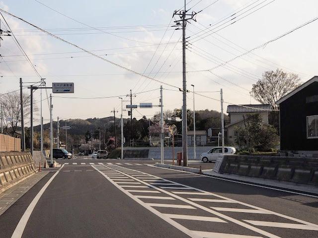 カワセミ街道