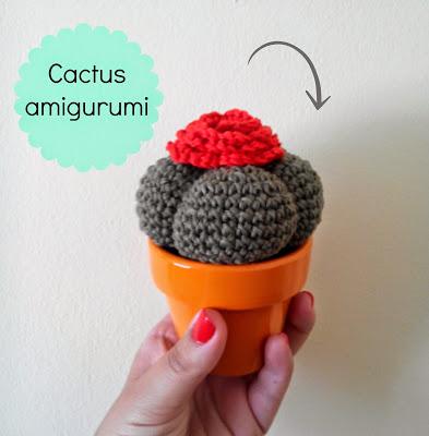 Cactus Amigurumi 3 versiones   Crochet y Dos Agujas Patrones   400x393