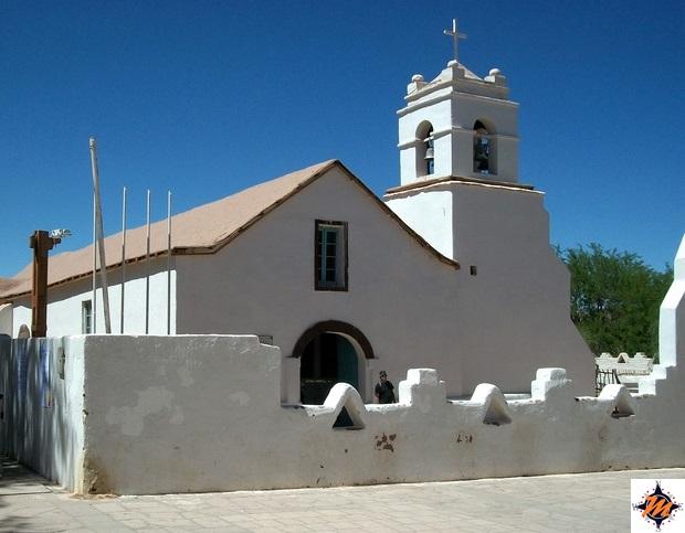 San Pedro de Atacama, iglesia