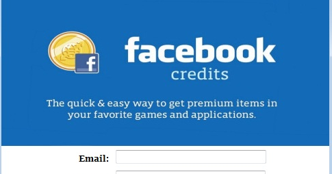Facebook Cheat Book: Facebook Credits Generator
