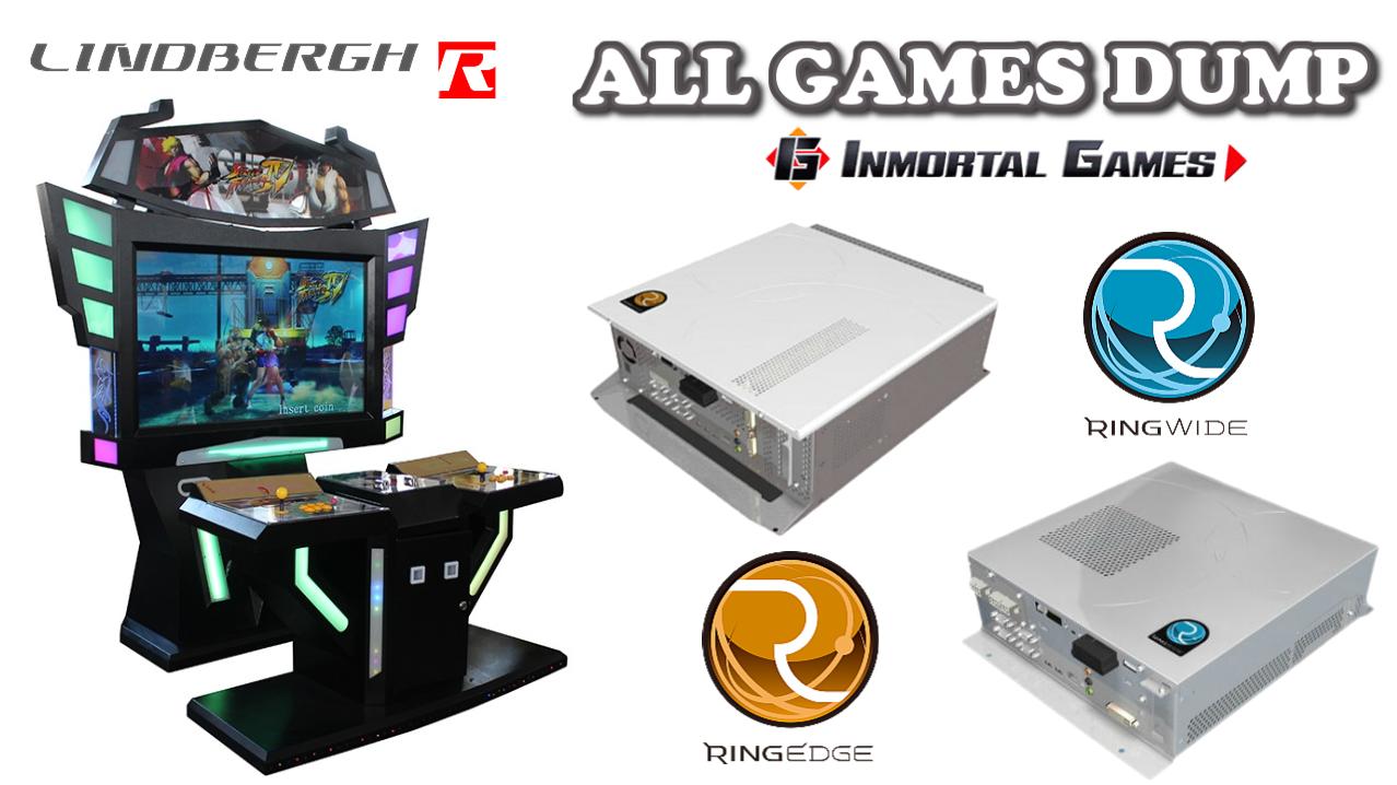 Inmortal Games Usa Arcade Games Dump