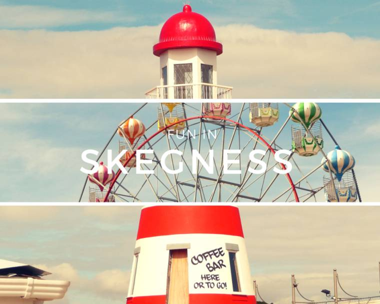 Fun In Skegness: The Wednesday Blog Hop