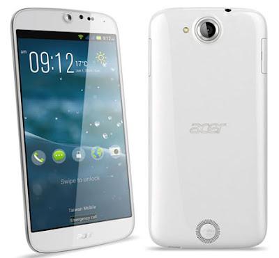 Spesifikasi dan Harga HP Acer Liquid Jade Terbaru
