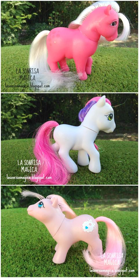 La Sonrisa Mágica: Mi Pequeño Pony de los 80\'s