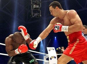 Wladimir Klitschko vs Jean-Marc Mormeck