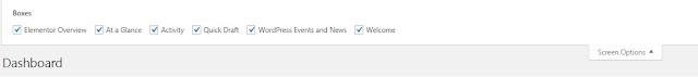 WordPress Tutorial in Hindi,WordPress Dashboard,