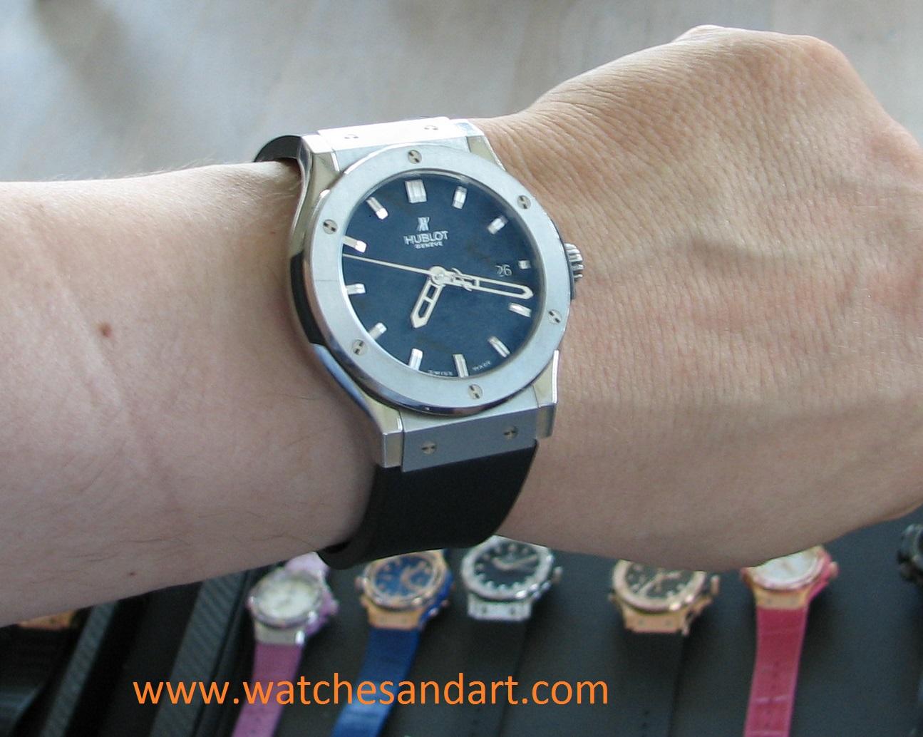 Hublot Classic Fusion - Opinions... - Rolex Forums - Rolex ...