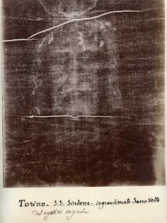 Shroud of Turin Clip Art