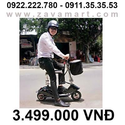 Hướng dẫn sử dụng và bảo quản xe điện mini