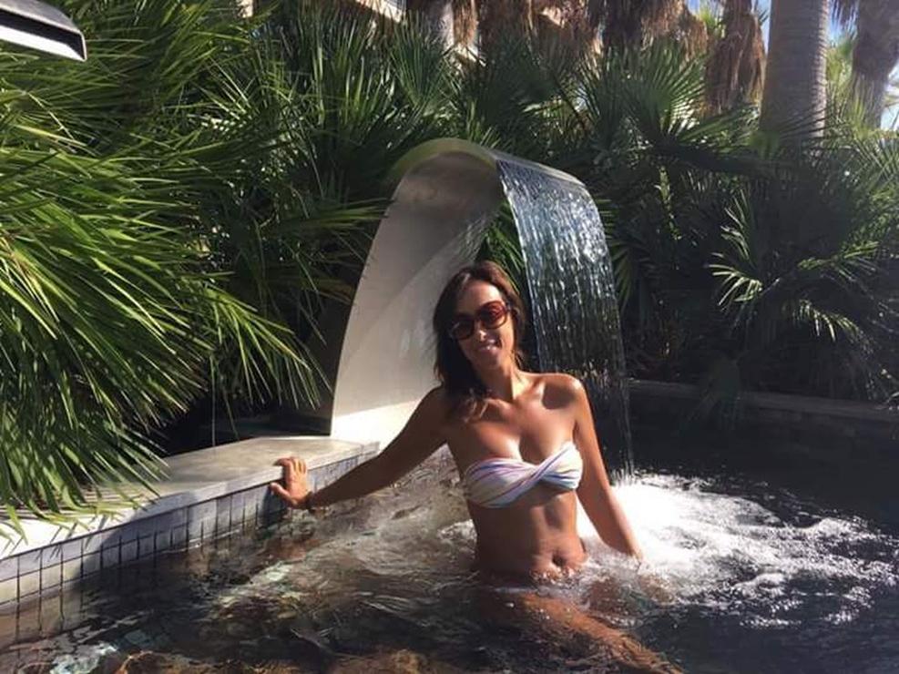 Carla Trafaria in Bikini