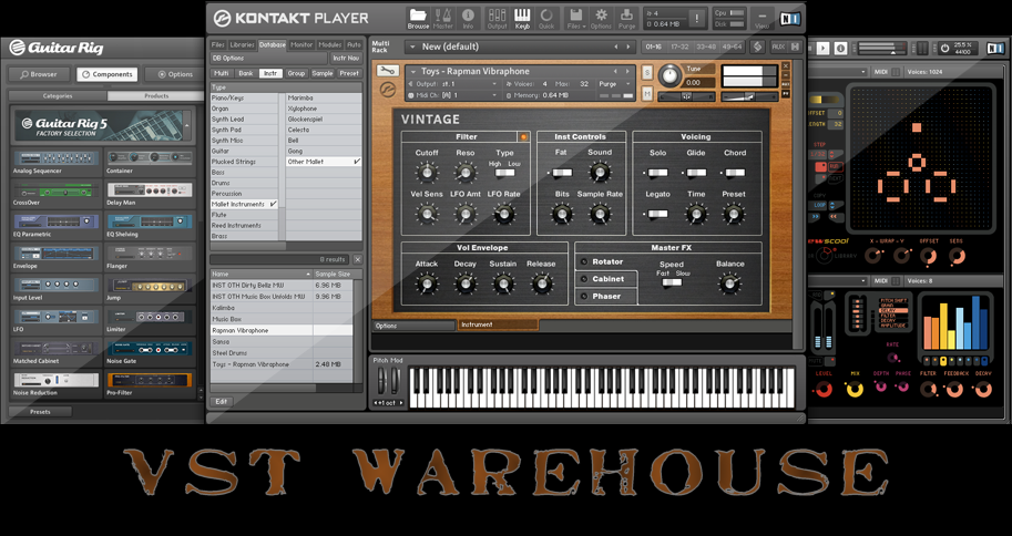 Huge Selection of Free Drum Kits & Drum Loops / Drum Samples, Loads of great FL Studio Tutorials and Free Project Files flp. Great selection of VST Plugins.