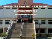 Pendaftaran Mahasiswa Baru ( UNES-PADANG ) 2020-2021