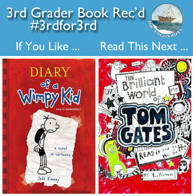 If You Like Diary Of A Wimpy Kid The Logonauts