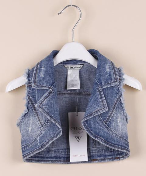 model baju rompi anak