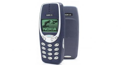 Nokia 3310 2017 Siap Rilis Kembali