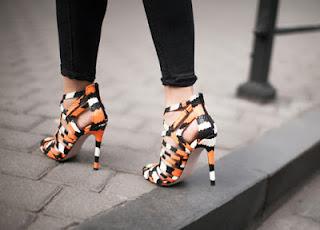 Contoh Model Sepatu Wanita High Heels Terbaru