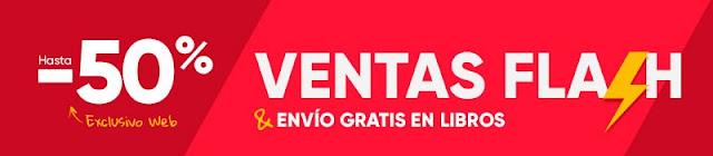 Top 10 ofertas Ventas Flash de Fnac.es octubre 2019