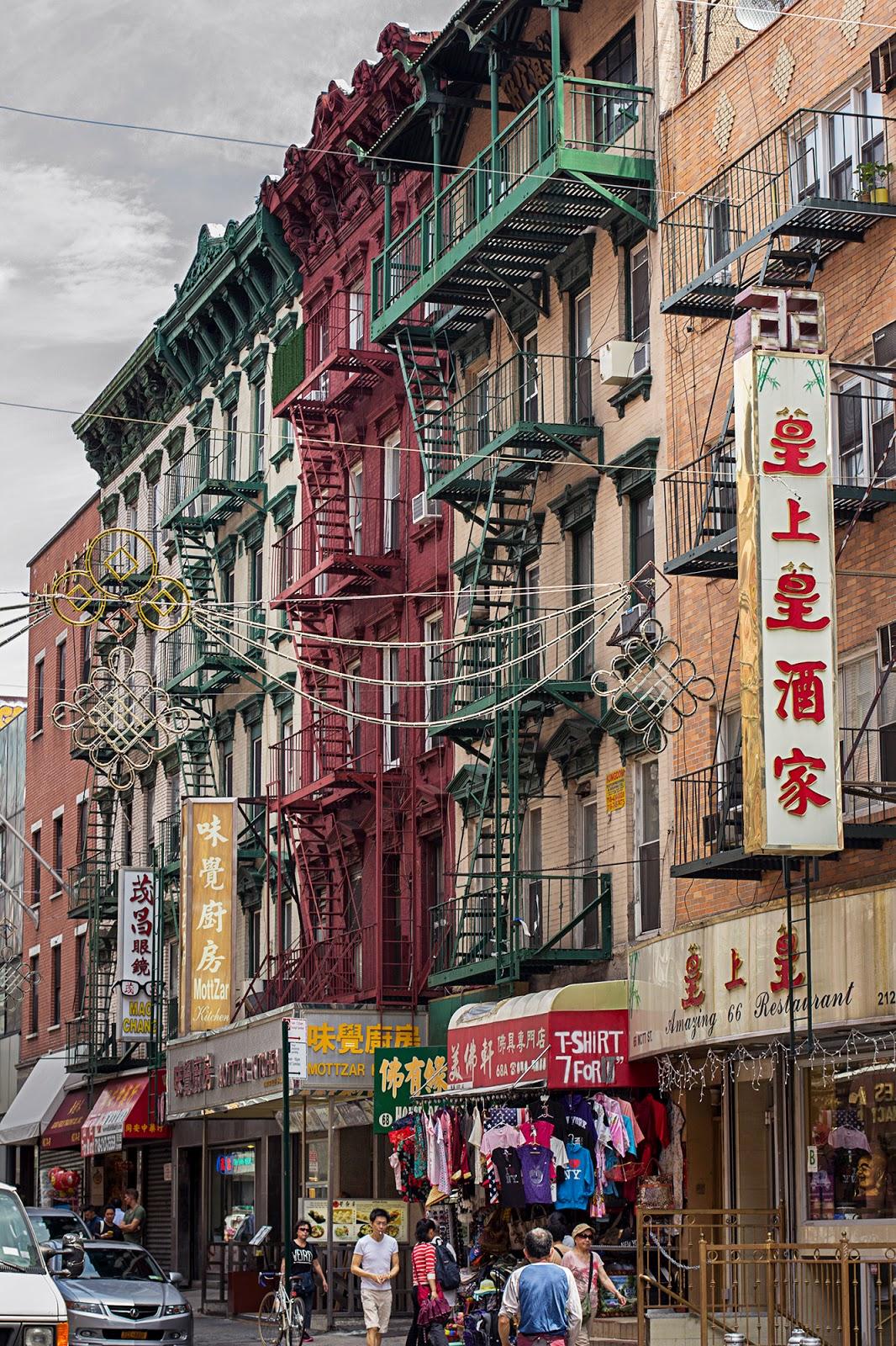 Chinatown Nueva York