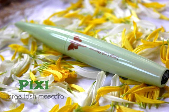 Отзыв: Удлиняющая тушь для ресниц - PIXI Large Lash Mascara.