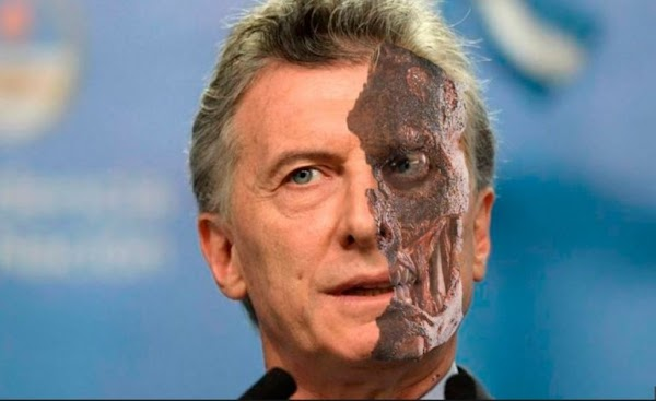 ¿Macri usó la frase de un villano de Batman para explicar la crisis?