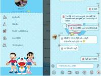 Download BBM MOD Doraemon Versi Terbaru v3.3.6.51 APK Lucu dan Keren 2017