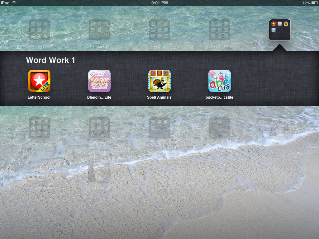 Follow First Grade Daily 5 Word Work Apps On The Ipad