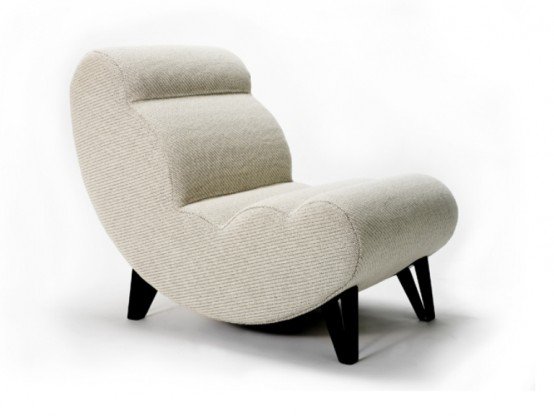 Cloud Is A Soft Seat Design And Comfort Eksta Upholstered Chair Use Very Foam That Inspired By The Shape Of White Unique So