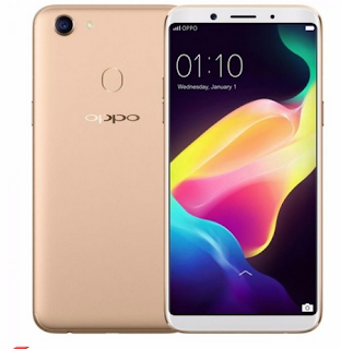 Telefon Pintar OPPO F5