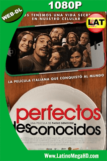 Perfectos Desconocidos (2016) Latino HD WEB-DL 1080p - 2016