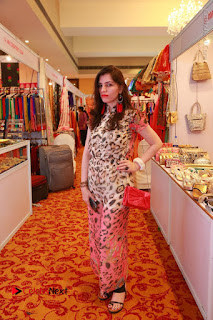 Bollywood Actress Sana Khan Launches Aakrithi Exibition  0197.JPG