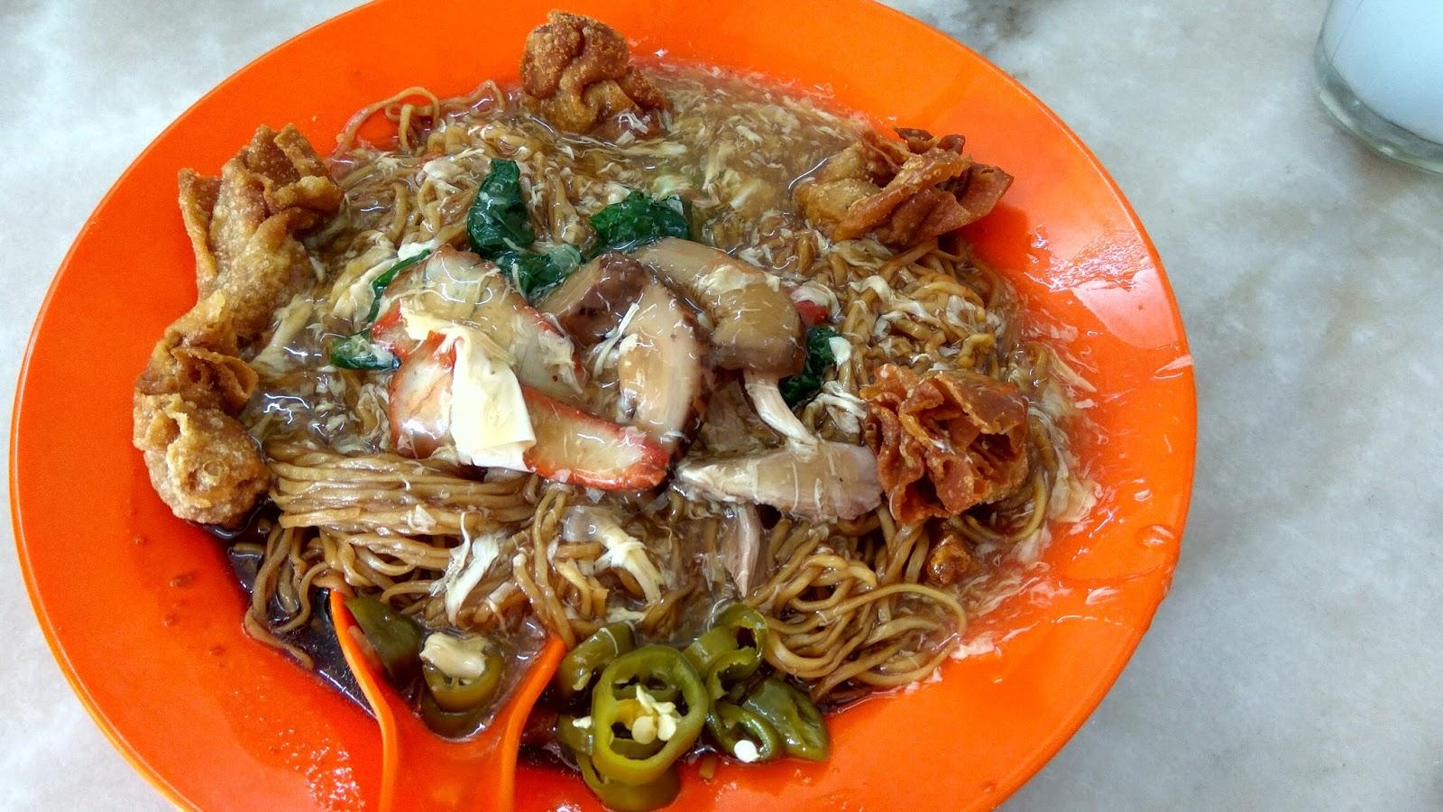 It's About Food!!: Wan Tan Mee House 雲吞麵之家 @ Burma Road