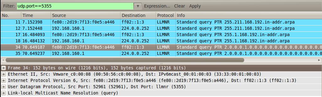 LLMNR-本機多點傳送名稱解析| 自學