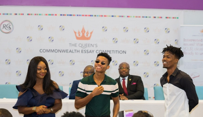 Becca, Jackie Appiah, KiDi & Kuami Eugene unveiled as Commonwealth Essay Competition '19 ambassadors