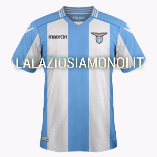 reputable site fdac2 409c0 FTH: Lazio 17-18 Home, Away & Third Kits Leaked