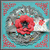 Red Poppy Card with Corina Finley