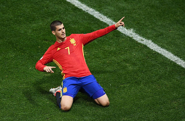 Spanyol 3-0 Turki : Aggressive, Decisive, Wonderful