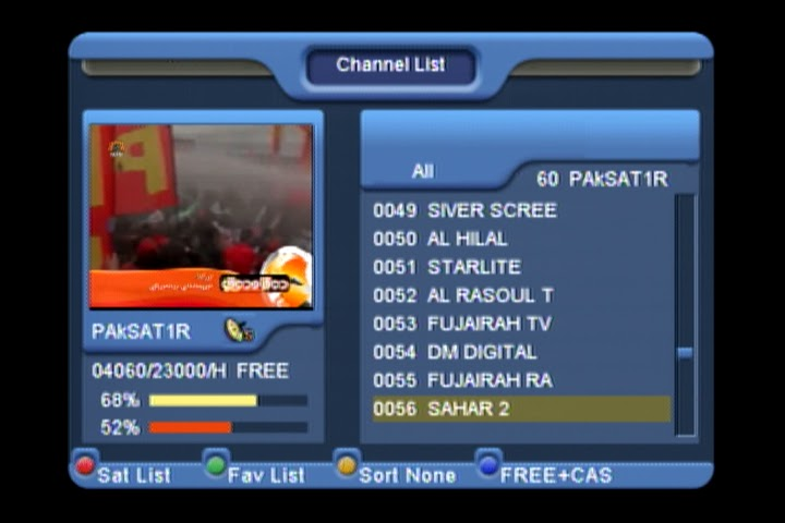 PASSIONPK: -April 2013- Free To Air (FTA) TV Channels On